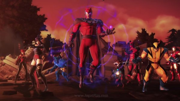 Marvel Ultimate Alliance 3 PART 1 jagatplay 161