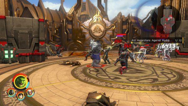 Marvel Ultimate Alliance 3 jagatplay part 2 10