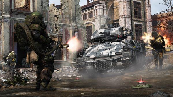 ground war cod mw reboot