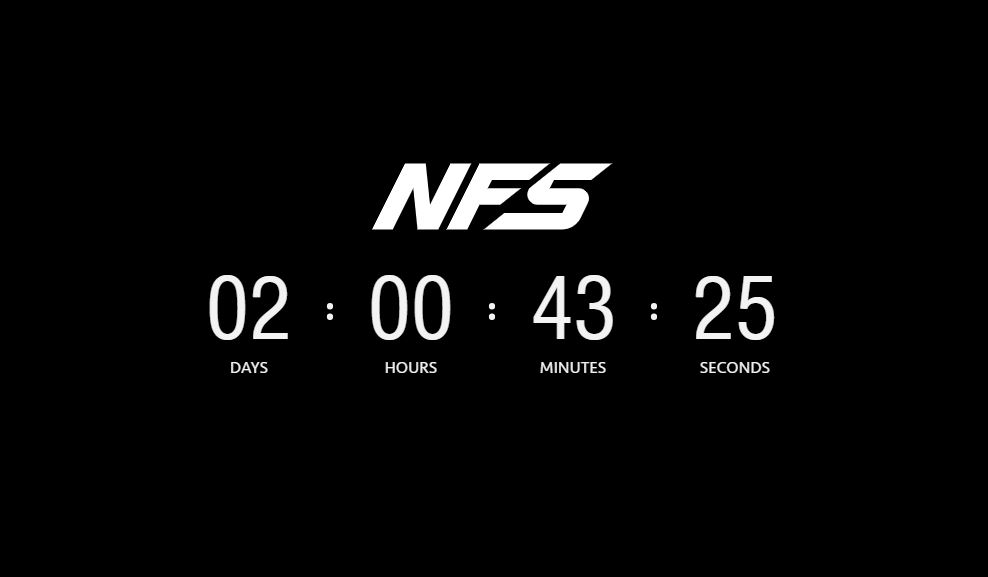 need for speed teaser