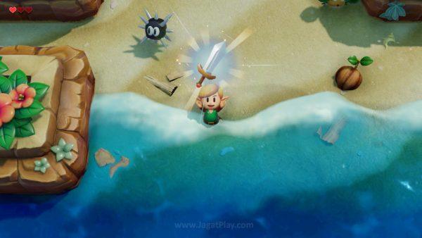 Legend of Zelda links awakening jagatplay part 1 10
