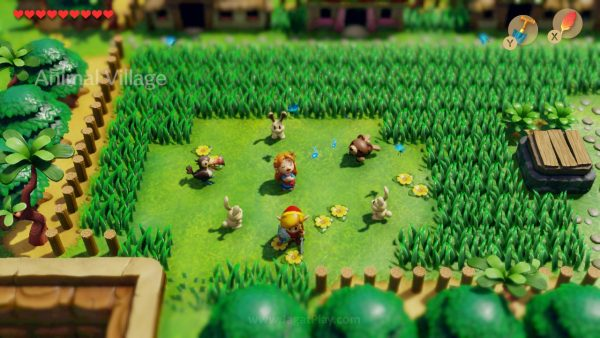 Legend of Zelda links awakening jagatplay part 1 110