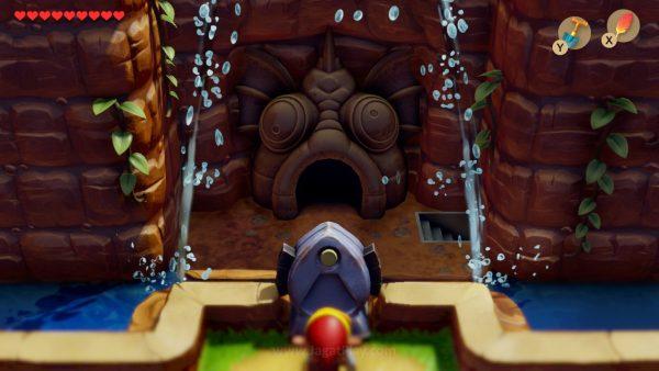 Legend of Zelda links awakening jagatplay part 1 111