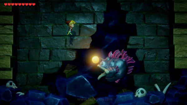 Legend of Zelda links awakening jagatplay part 1 120