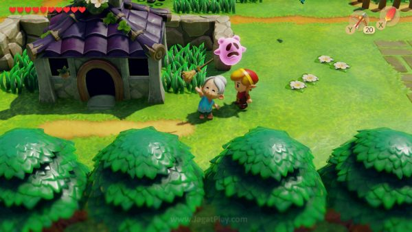 Legend of Zelda links awakening jagatplay part 1 127