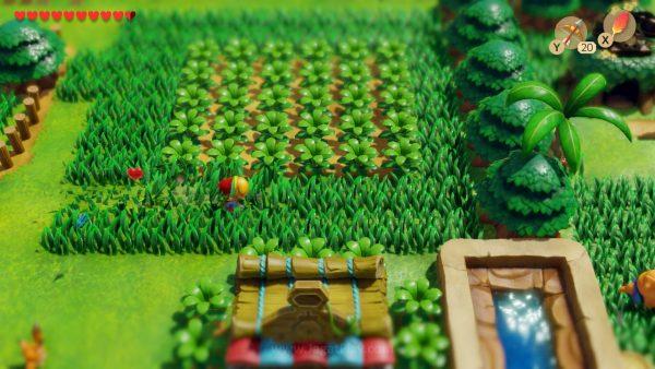 Legend of Zelda links awakening jagatplay part 1 129