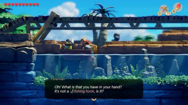 Legend of Zelda links awakening jagatplay part 1 131