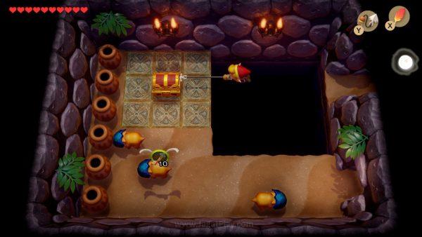Legend of Zelda links awakening jagatplay part 1 137