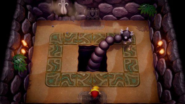 Legend of Zelda links awakening jagatplay part 1 139