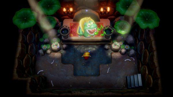 Legend of Zelda links awakening jagatplay part 1 143