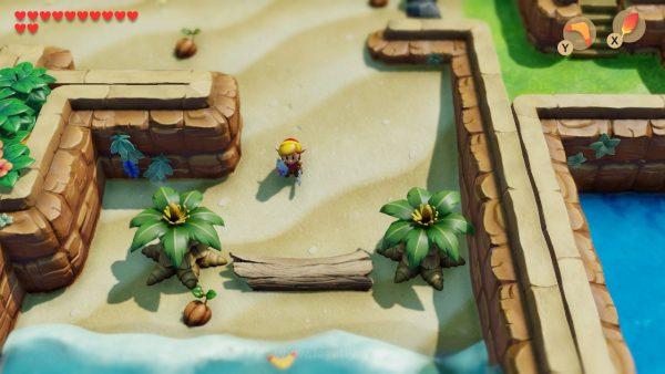Legend of Zelda links awakening jagatplay part 1 149