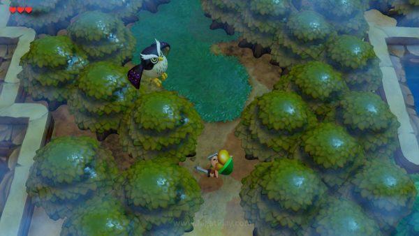 Legend of Zelda links awakening jagatplay part 1 15