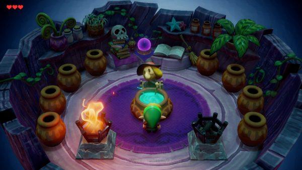 Legend of Zelda links awakening jagatplay part 1 24