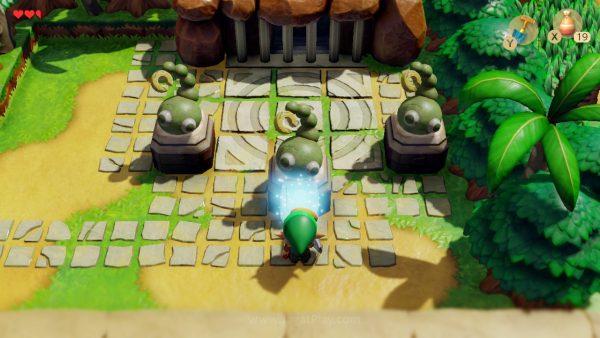 Legend of Zelda links awakening jagatplay part 1 31
