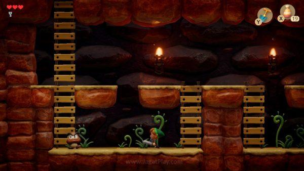 Legend of Zelda links awakening jagatplay part 1 37
