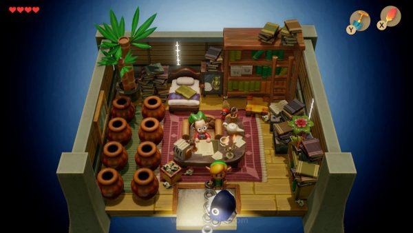 Legend of Zelda links awakening jagatplay part 1 48