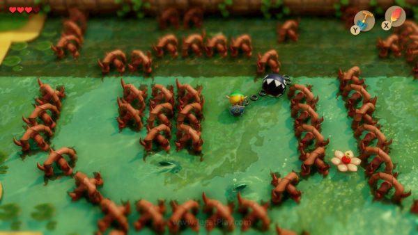 Legend of Zelda links awakening jagatplay part 1 50