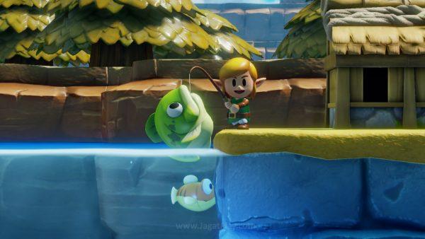 Legend of Zelda links awakening jagatplay part 1 55