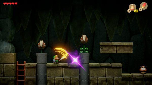 Legend of Zelda links awakening jagatplay part 1 62