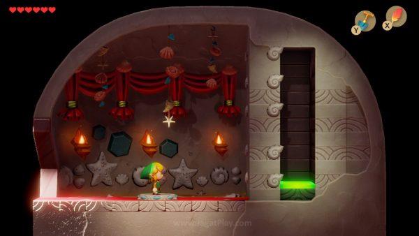 Legend of Zelda links awakening jagatplay part 1 74