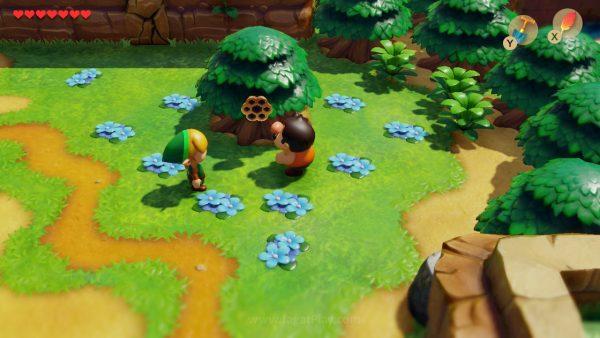 Legend of Zelda links awakening jagatplay part 1 76