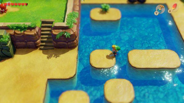 Legend of Zelda links awakening jagatplay part 1 78