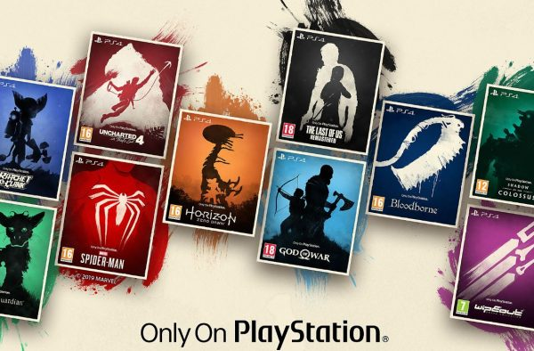 only on playstation new cover