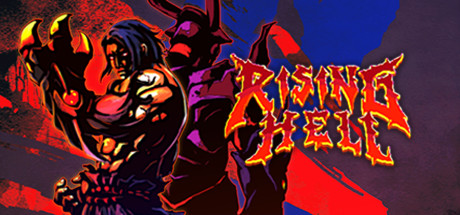 rising hell header