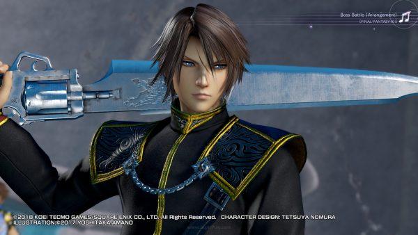Dissidia Final Fantasy NT jagatplay part 1 90