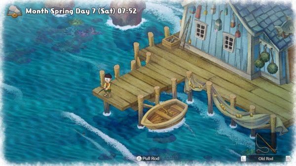 Doreamon Story of Seasons jagatplay PART 1 45