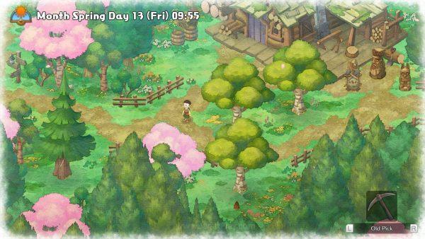 Doreamon Story of Seasons jagatplay PART 1 62