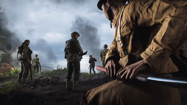 War in Pacific BF V