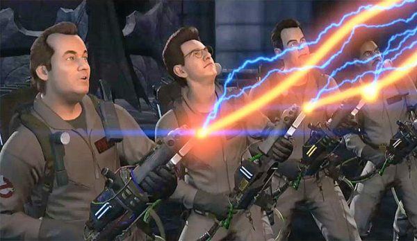 ghost busters remastered
