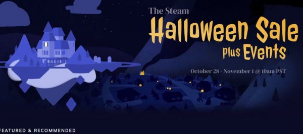 steam halloween sales