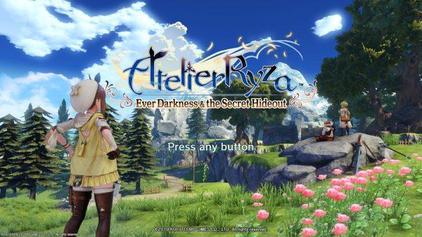 Atelier Ryza jagatplay part 1 1