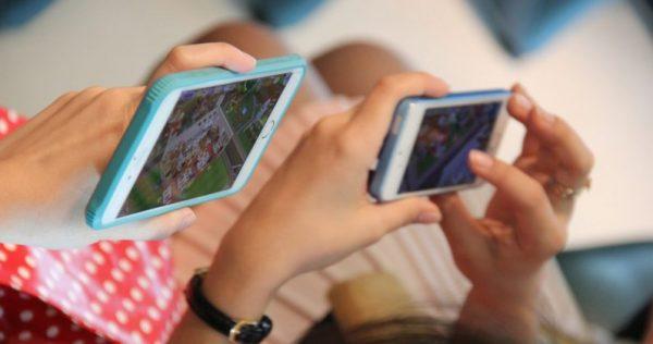 chinese kids mobile gaming1