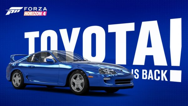 toyota is back