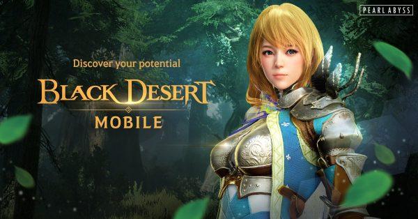 black desert mobile