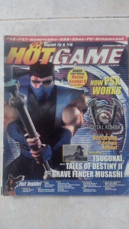 ps1 hotgame