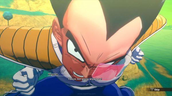 Dragon Ball Z Kakarot part 1 jagatplay 107