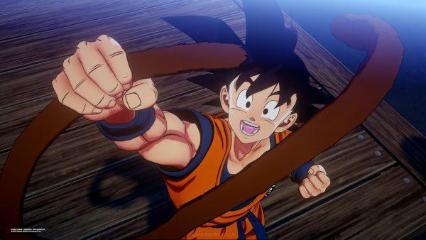 Dragon Ball Z Kakarot part 1 jagatplay 12