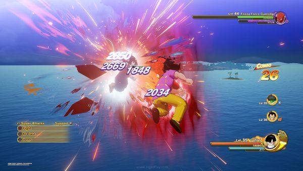Dragon Ball Z Kakarot part 1 jagatplay 162