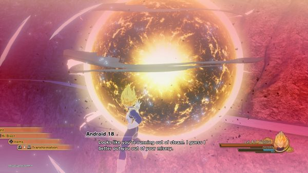 Dragon Ball Z Kakarot part 1 jagatplay 197