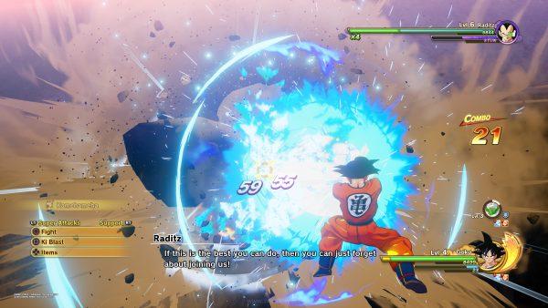 Dragon Ball Z Kakarot part 1 jagatplay 42