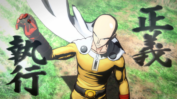 one punch man a hero nobody knows steam