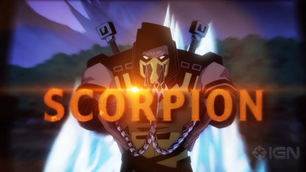 scorpion revenge
