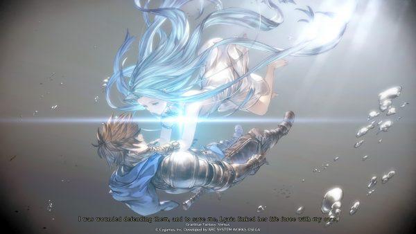 Granblue Fantasy Versus jagatplay part 1 9