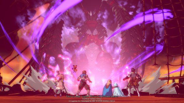 Granblue Fantasy Versus jagatplay part 2 20 1
