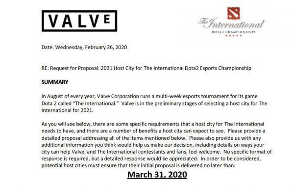 valve the international