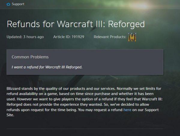 warcraft 3 reforged 1